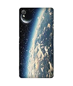 Outer Space Sony Xperia Z3 Case