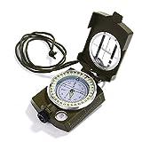 GWHOLE-Militr-Marschkompass-mit-Tasche-fr-Camping-Wanderung-deutsche-Anleitung