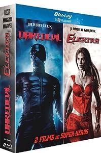 Elektra + Daredevil [Blu-ray]