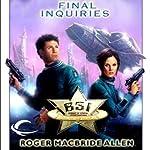 Final Inquiries: BSI Starside, Book 3 | Roger MacBride Allen