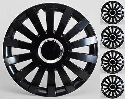 """Radzierblenden Radkappen 15"""" Zoll für Smart schwarz von Autoteile321 bei Reifen Onlineshop"""