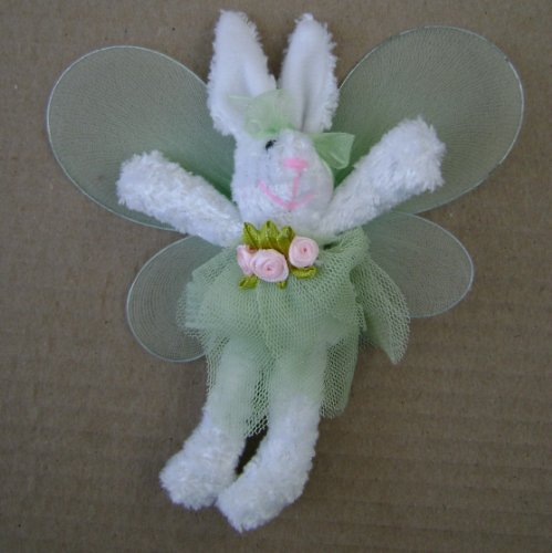 Fairy Rabbit Plush Stuffed Animal