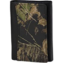 Legendary Whitetails Mossy Oak Trifold Wallet