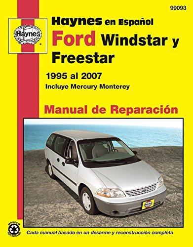 ford-windstar-freestar-y-mercury-monterey-haynes-manual-de-reparacion-por-windstar-1995-al-2003-free