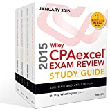 img - for Wiley CPAexcel Exam Review 2015 Study Guide January: Set (Wiley Cpa Exam Review) book / textbook / text book