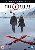 X Files I Want To Believe [Import anglais]