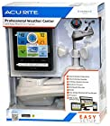Acu-Rite Professional Wireless Weather Center 5-in-1 Station with Color Monitor & PC Connect with Free Software & Smart Phone App