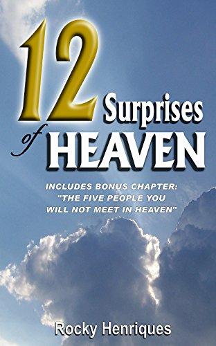 12 Surprises Of Heaven by Rocky Henriques ebook deal