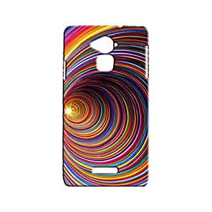 G-STAR Designer Printed Back case cover for Coolpad Note 3 - G4559