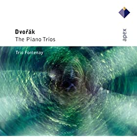 Dvorak : Piano Trio No.2 in G minor Op.26 : III Scherzo - Presto