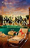 img - for In Too Deep: Husband Material\The Sheikh's Bargained Bride (Silhouette Desire) by Jackson, Brenda, Gates, Olivia (2010) Mass Market Paperback book / textbook / text book
