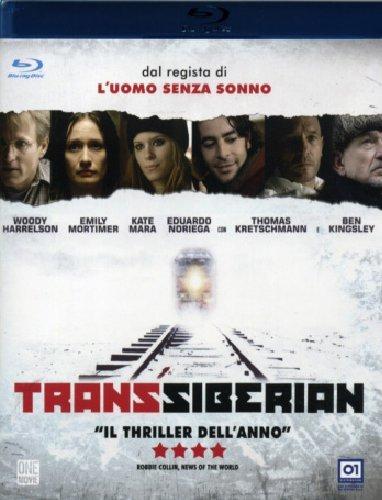 Transsiberian [Italia] [Blu-ray]