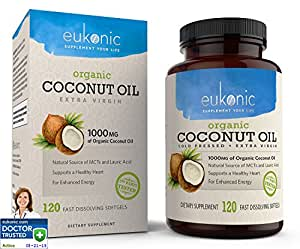 Coconut oil pills for weight loss