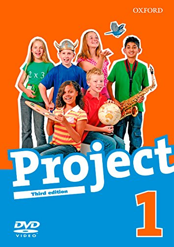 Project 1 Third Edition: Project 1: Class DVD Edition 2008: Level 1 (Project Third Edition)