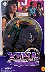 Xena Warrior Princess: AUTOLYCUS with Grappling Hook and Dagger