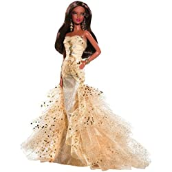 50th Anniversary Barbie Glamour African American Doll