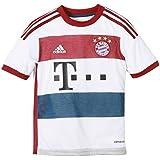 adidas Jungen Spieler-Trikot FC Bayern München Replica Auswärts