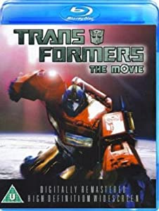 Transformers - The Movie [Blu-ray] [1986] [Region Free]