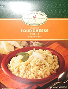 Archer Farms Four Cheese Risotto 6oz