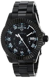 Invicta Men's 16847 Pro Diver Analog Display Swiss Quartz Black Watch