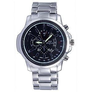 CHAOYADA Good CS7179G Quality Stainless Steel Quartz Man Waterproof Watch