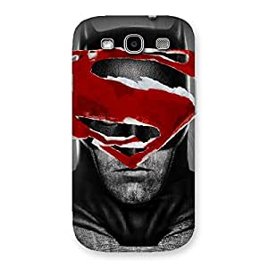 The Awesome Superheroes Deal Back Case Cover for Galaxy S3
