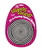 Wheely Weird - Optical Illusion Wheel by The Happy Puzzle Company