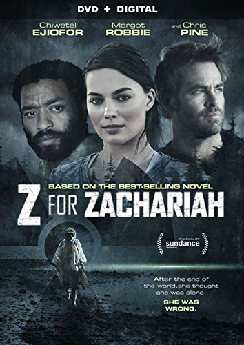 Z for Zachariah [DVD + Digital]