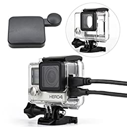 BESTEAM Side Open Skeleton Housing for Gopro Hero 4 / 3+