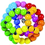 Heimess Touch Ring Elastic Rainbow Ball
