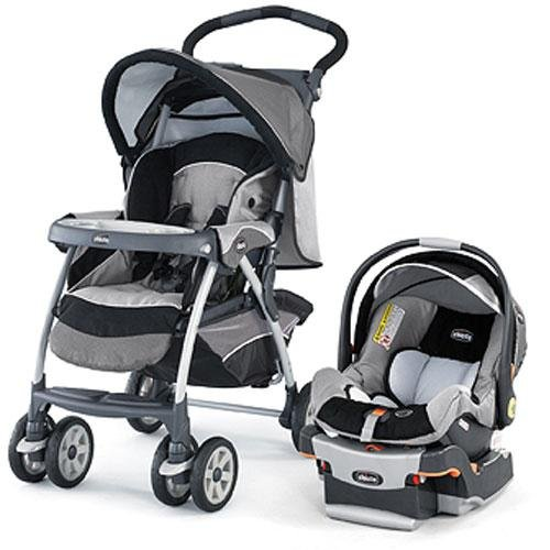 Chicco Cortina Travel System (Graphica)