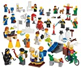 LEGO Community Miniature Figure Set – Contains 256 Pieces