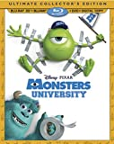 Monsters University [Blu-ray] [2013] [US Import]