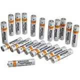 AmazonBasics AAA Alkaline Batteries (Pack of 20) ~ AmazonBasics