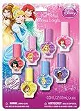 Disney Princess Nail Polish, 7 Count