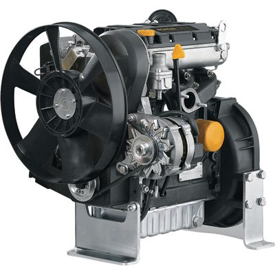 Kohler Diesel Engine - 1028cc, High Speed Open Power with Group 8 Interchange, Model# PAKDW10031001 image