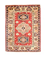 Navaei & Co. Alfombra Kazak Super Rojo/Multicolor 93 x 65 cm