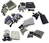 【中古セット】1990-2001 懐かしのテレビゲームハード機7体セット