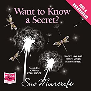 Want to Know a Secret? Audiobook