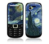 Starry Night Decorative Skin Cover Decal Sticker for Samsung Evergreen SGH A667 Cell Phone