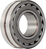 SKF Spherical Radial Bearing, Straight Bore, Steel Cage, C2 Clearance