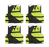 4 COLEMAN Stearns Boys Youth Antimicrobial Life Jacket Flotation Vests... review