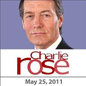 Charlie Rose: Kelefa Sanneh, Bill Carter, Alexandra Wentworth, and Bradley Cooper, May 25, 2011 Radio/TV Program