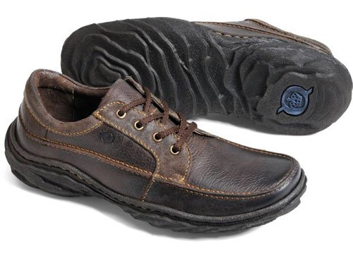 Born Andrew Dark Brown 13 Mens Shoes