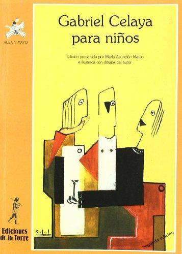 Gabriel Celaya para niños (Alba y mayo, poesía)