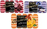Duru Gourmet Variety Bar Soap, 3 Count
