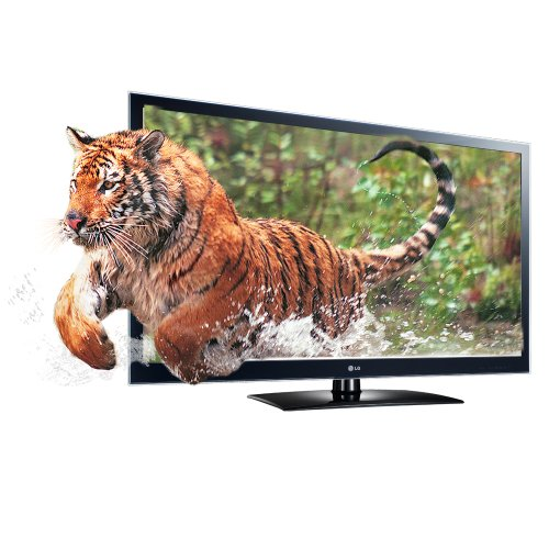 LG Infinia 55LW5600 55-Inch Cinema 3D 1080p 120 Hz LED HDTV with Smart TV (Included: Four Pairs of 3D Glasses)