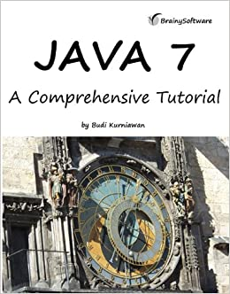 Java 7- A Comprehensive Tutorial