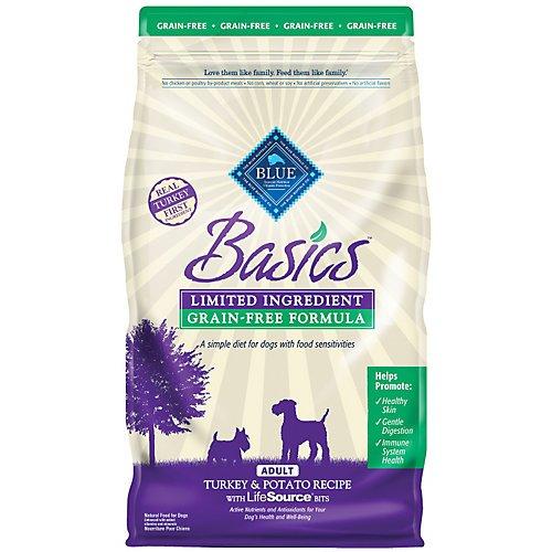Amazon Blue Basics Canned Dog Food