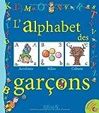 L'alphabet des garçons (1Jeu)...